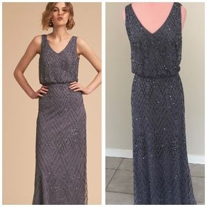 Anthropologie BHLDN Blaise Dress NWOT